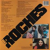 ROCHES - ANOTHER WORLD (ALBUM 1985)