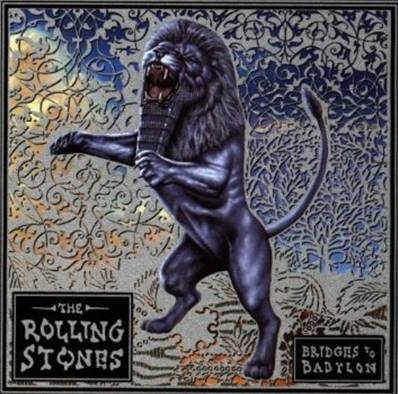 THE ROLLING STONES - BRIDGES TO BABYLON (ALBUM 1997)