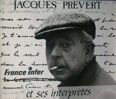 *CD.* JACQUES PREVERT ET SES INTERPRETES (COFFRET 2 CD) (COMPILATION 1992)