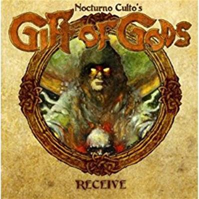 NOCTURNO CULTO'S - GIFT OF GODS - RECEIVE (METAL)