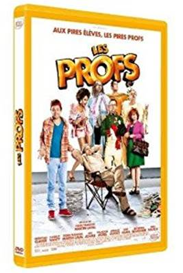 LES PROFS (2013) (COMEDIE) (CHRISTIAN CLAVIER) (KEV ADAMS) (ISABELLE NANTY)