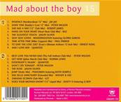 *CD* MAD ABOUT THE BOY 15 (MAXI VERSIONS) (COMPILATION) (ELECTRO)
