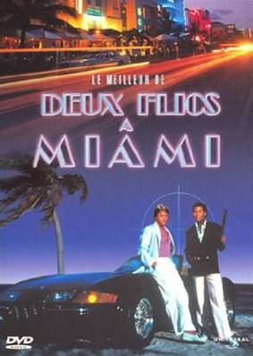 DEUX FLICS A MIAMI : LA COLLECTION 2 DVD