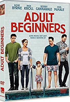 *DVD* ADULT BEGINNERS