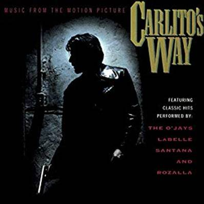 CARLITO'S WAY (MUSIC FROM THE MOTION PICTURE) (1993)