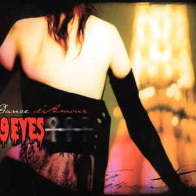 THE 69 EYES - DANCE D'AMOUR (GOTHIC) (CD 2 TITRES)
