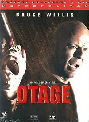 *DVD.* OTAGE (2005) (EDITION COLLECTOR) (AVEC BRUCE WILLIS)