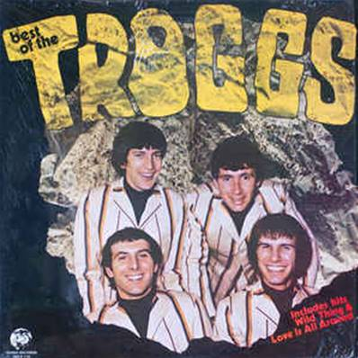 THE TROGGS - BEST OF (IMPORT USA)