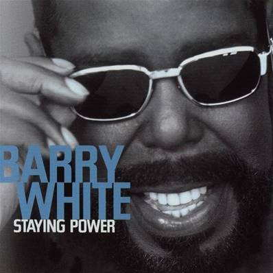 BARRY WHITE - STAYING POWER (ALBUM 1999) (SOUL)