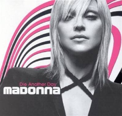 MADONNA - DIE ANOTHER DAY (CD 2 TITRES)