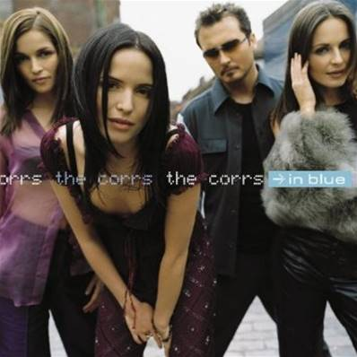 THE CORRS - IN BLUE (POP)