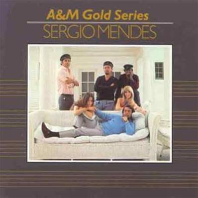 *CD.* SERGIO MENDES - GOLD SERIES