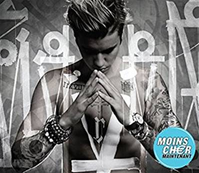 JUSTIN BIEBER - PURPOSE OPERATION MOINS CHER! (POP)