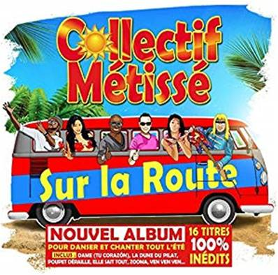 COLLECTIF METISSE - SUR LA ROUTE (ALBUM 2018)