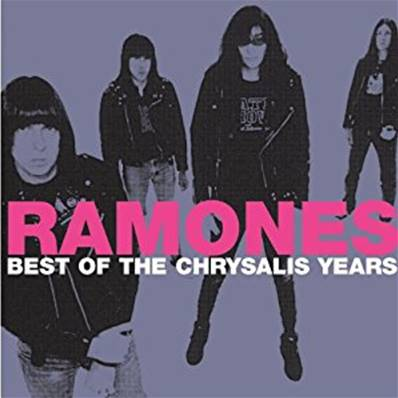 THE RAMONES - BEST OF THE CHRYSALIS YEARS (PUNK)
