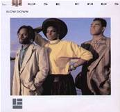 LOOSE ENDS - SLOW DOWN (1986)