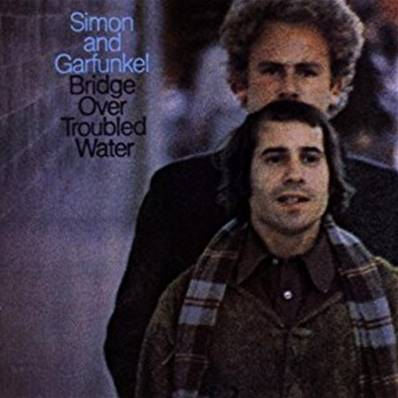 SIMON AND GARFUNKEL - BRIDGE OVER TROUBLED WATER (ALBUM 1970)