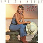 KYLIE MINOGUE - HAND ON YOUR HEART (1989)