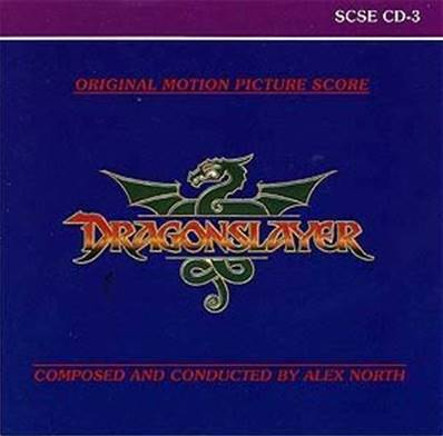 DRAGONSLAYER (ORIGINAL MOTION PICTURE SCORE)(EDITION LIMITÉE À 2000 EX. N° 1319)