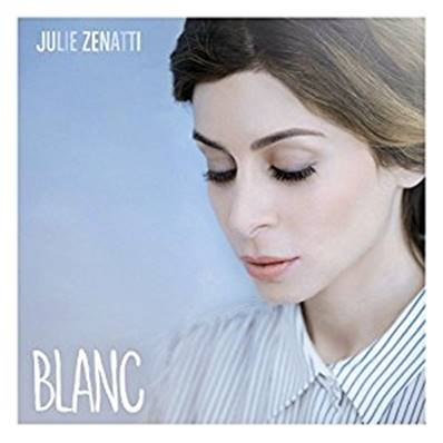*CD.* JULIE ZENATTI - BLANC (ALBUM 2015)