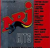 NRJ HITS - VOLUME 3 (ALBUM COMPILATION 1987)