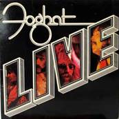FOGHAT - LIVE (ORIGINALE 1977) (MADE IN USA) (POCHETTE DÉCOUPÉE)