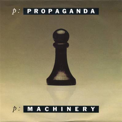 PROPAGANDA - P MACHINERY