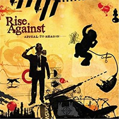 RISE AGAINST - APPEAL TO REASON (PUNK)