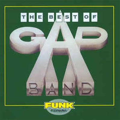 *CD* GAP BAND - THE BEST OF GAP BAND (FUNK)