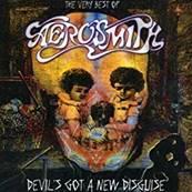 AEROSMITH - DEVIL'S GOT A NEW DISGUISE (VERY BEST OF)