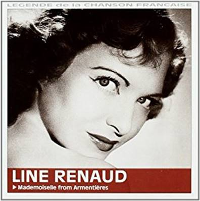 LINE RENAUD - MADEMOISELLE FROM ARMENTIERES