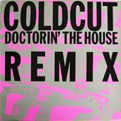 COLDCUT FEAT YAZZ - COLDCUT FEAT YAZZ - DOCTORIN THE HOUSE