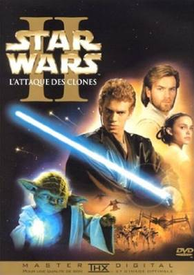 STAR WARS - EPISODE II - L'ATTAQUE DES CLONES (EDITION 2 DVD) (2002)