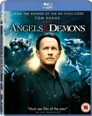 *Blu-Ray* ANGELS AND DEMONS (2009) (FANTASTIQUE) (AVEC TOM HANKS) (DE RON HOWARD)