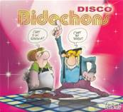 BIDOCHONS - DISCO (ALBUM 2004) (ROCK FRANCAIS)
