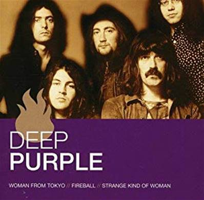 DEEP PURPLE - L'ESSENTIEL DEEP PURPLE