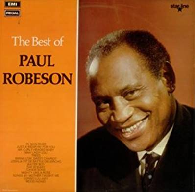 PAUL ROBESON - BEST OF VOL 2