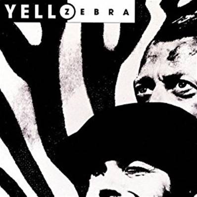 YELLO - ZEBRA BY YELLO (1994-10-17) (EDITION PROMO)