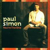 PAUL SIMON - YOU'RE THE ONE