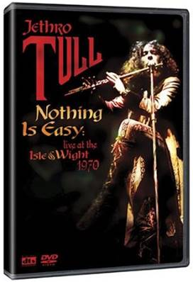 DVD NOTHING IS EASY: LIVE AT THE ISLE OF WIGHT 1970 (IMPORT USA ZONE 1)