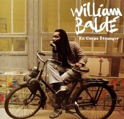WILLIAM BALDE (2008) - CD - EN CORPS ETRANGER