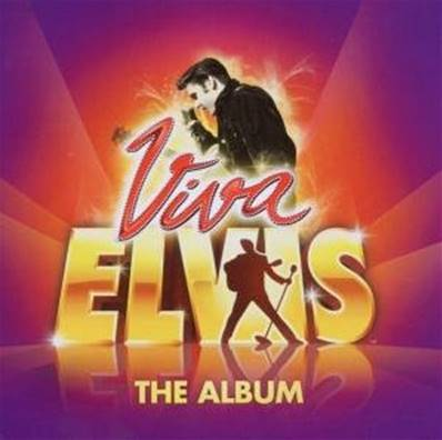 *CD.* ELVIS PRESLEY - VIVA ELVIS (ALBUM 2010)