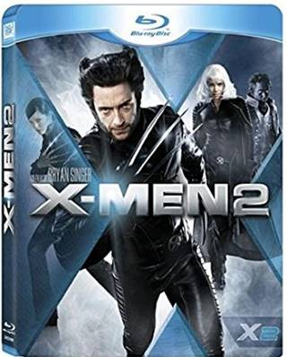 X-MEN 2 (ACTION) (SCIENCE FICTION)