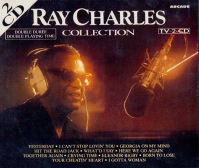 *CD.* RAY CHARLES - COLLECTION (2 CD)