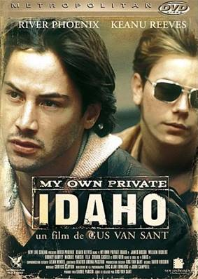 MY OWN PRIVATE IDAHO (1992) (DRAME) (KEANU REEVES)