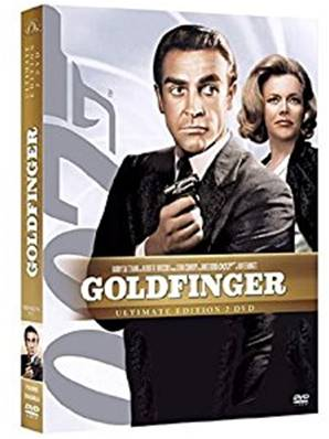 GOLDFINGER (ULTIMATE EDITION) (JAMES BOND)