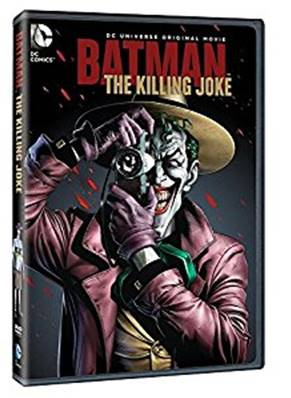 *DVD.* BATMAN THE KILLING JOKE