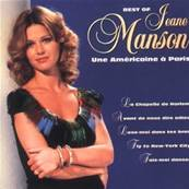 JEANE MANSON - UNE AMERICAINE A PARIS - BEST OF