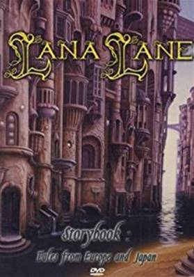LANA LANE - TALES FROM EUROPE AND JAPAN