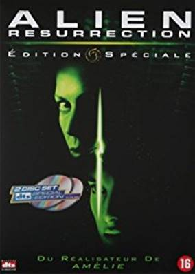 ALIEN 4 (ALIEN LA RESURRECTION) (EDITION SPECIALE 2 DVD) (HORREUR)